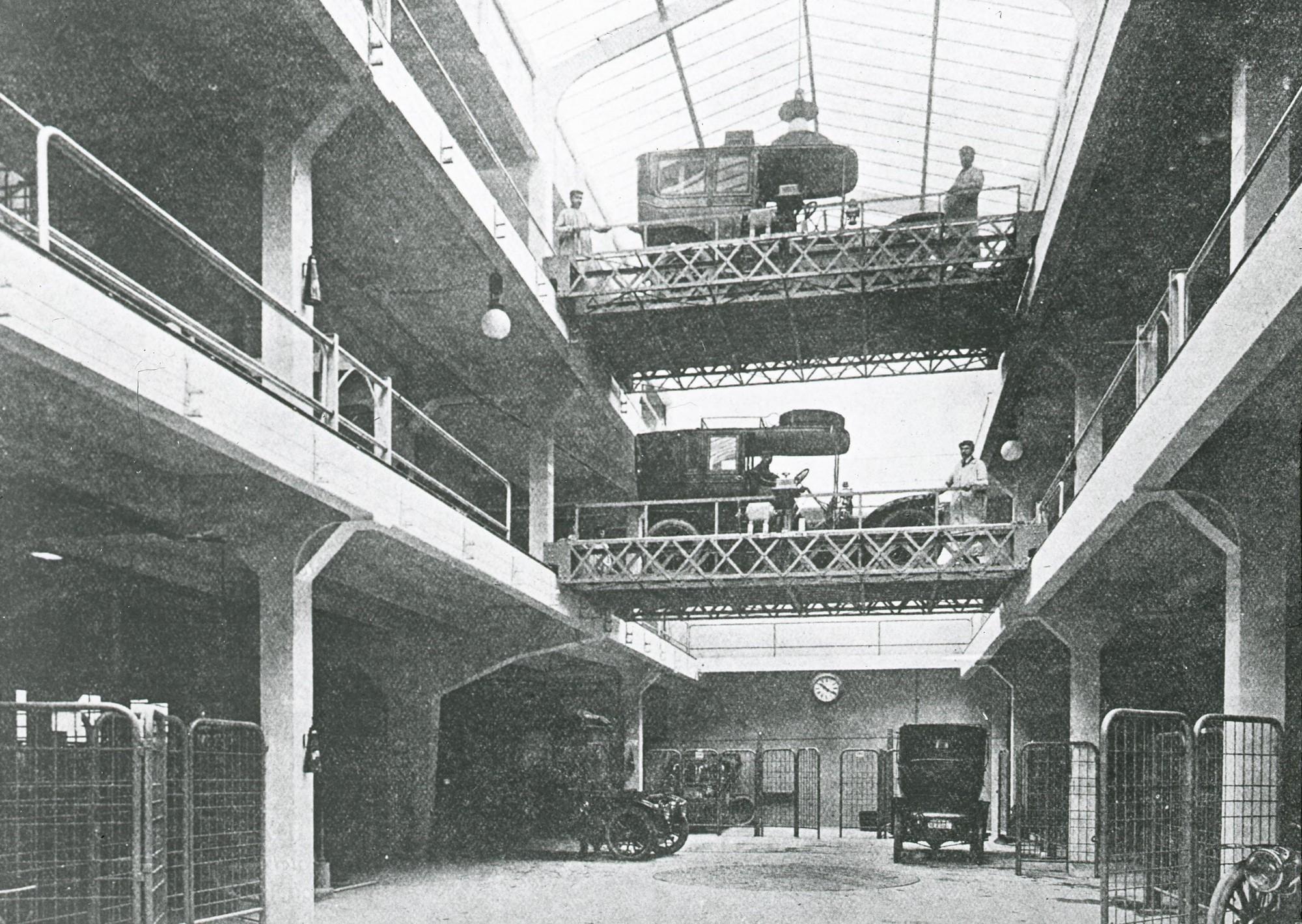 Garage Rue de Ponthieu