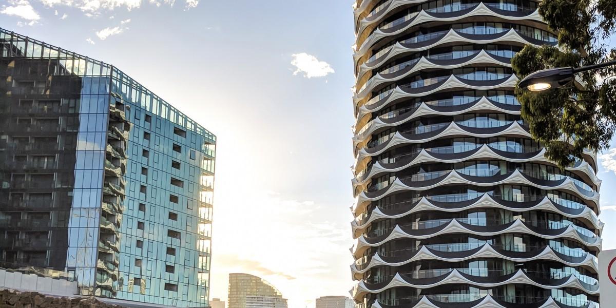 פרויקט המגורים  Banksia Apartments במלבורן, אוסטרליה