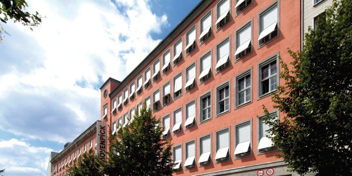 מלון Hotel Movenpick בברלין
