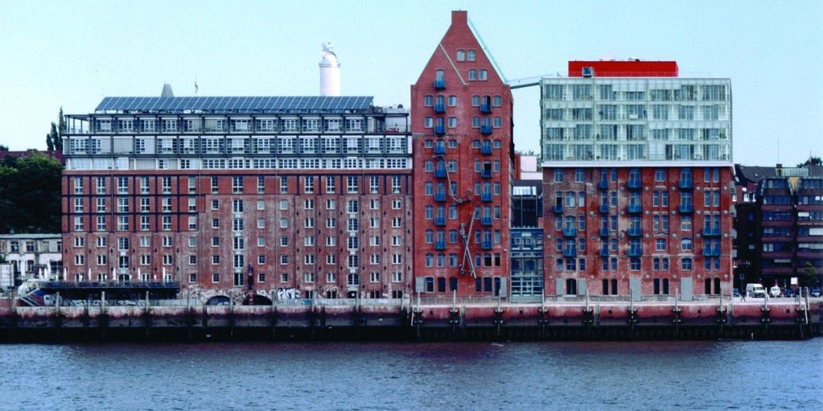 בנין ה Stadtlagerhaus המחודש
