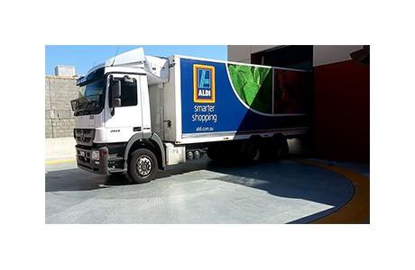 מתקנים לסיבוב משאיות – היתרונות הגלומים במתקן המסתובב