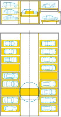 מתקני חניה אוטומטיים